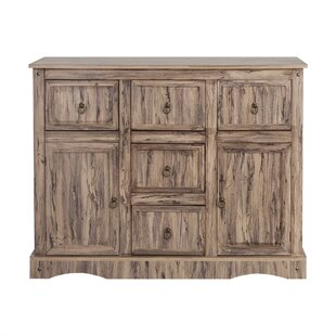 Brents 5 Drawer 2 Door Accent Cabinet by Loon Peak