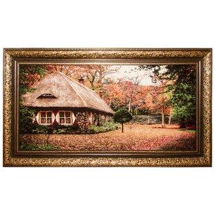 Dalessandro Tufted Beige/Red/Brown Indoor/Outdoor Rug By Bloomsbury Market