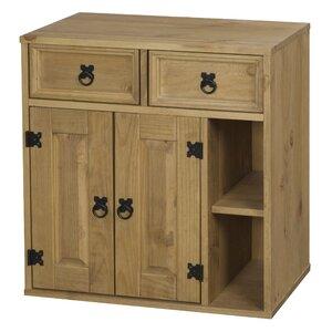 Rustic Corona Multimedia Cabinet
