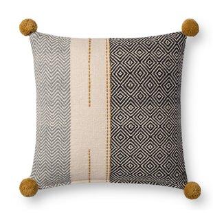 Benhurst Cotton Throw Pillow