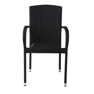 Witsell Stacking Garden Chair By Sol 72 Outdoor