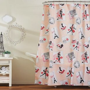 Miers Paris Single Shower Curtain