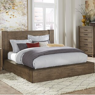 Alcantar Platform Bed by Foundry Select