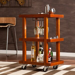 Terrell Bar Cart by Darby Home Co
