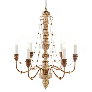 Aidan Gray Lena Small Candle-Style Chandelier