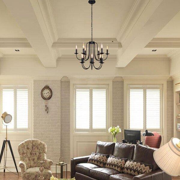 Hanging Lights For Dining Room | Wayfair