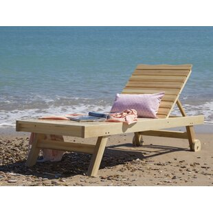 Dagostino Reclining Sun Lounger By Sol 72 Outdoor