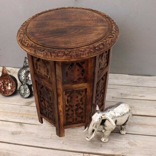 Beardsley End Table by Bloomsbury Market