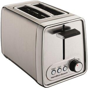 2 Slice Modern Toaster