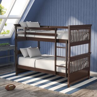 Beth Twin over Twin Bunk Bed by Viv + Rae