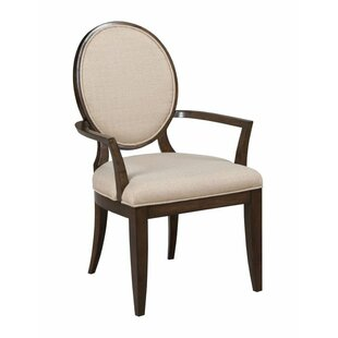 Bordeaux Upholstered Dining Arm Chair