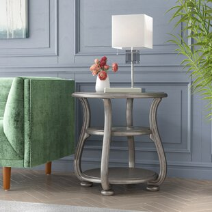 Guillaume End Table Willa Arlo Interiors