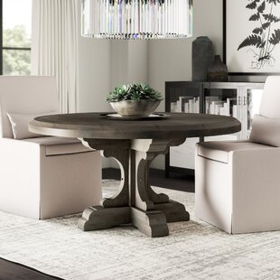 60 Inch Round Dining Table Set Wayfair