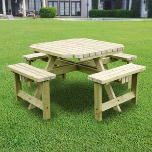 Whitwell Picnic Table By Sol 72 Outdoor