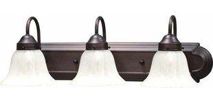 Volume Lighting Minster 3-Light Vanity Light