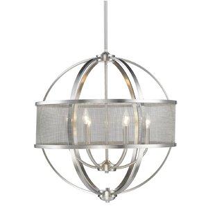 Earlene 6-Light Globe Chandelier