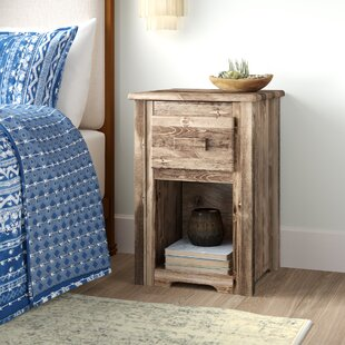 Abella Rustic End Table