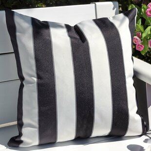 Stripe Outdoor Throw Pillow