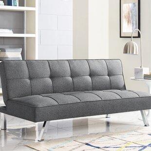 Purple Tufted Sofa | Wayfair