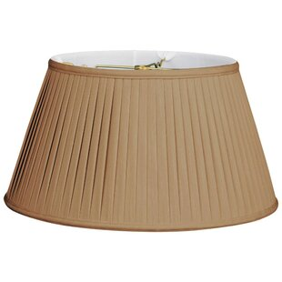 17 Silk Empire Lamp Shade By Alcott Hill Lamps