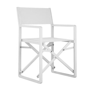 Orren Ellis Kathiria Folding Director Chair with Cushion