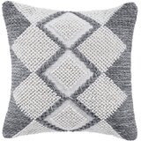 Harlequin Indoor / Outdoor Geometric Throw Pillow