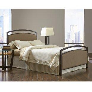 Gracie Oaks Allenhurst Full/Double Upholstered Panel Bed