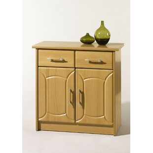 Rosaline 2 Drawer Combi Chest By Brambly Cottage