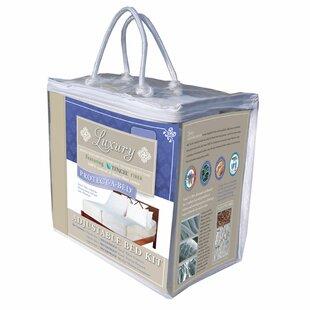 Luxury Adjustable Bed Hypoallergenic Waterproof Mattress Protector