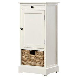 blaclava 1 drawer storage accent cabinet