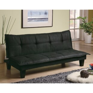 Weems Casual Padded Convertible Sofa by L..