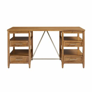 Chelsea Square Solid Wood Credenza Desk