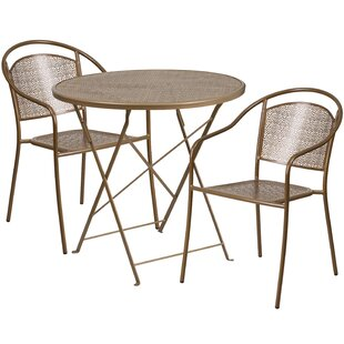 Marge 3 Piece Bistro Set by Zipcode Design