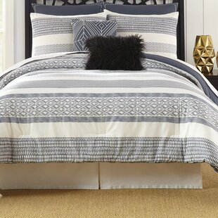 Deco Stripe 7 Piece Comforter Set