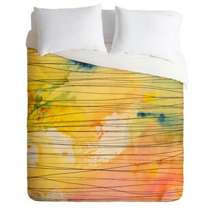 East Urban Home Collage Duvet Cover Set