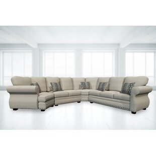 Darby Home Co Richie Reversible Sectional