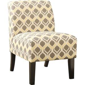 Addingrove Slipper Chair by Varick Gallery