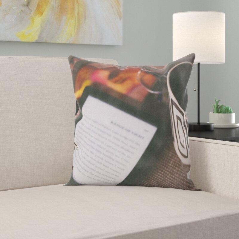East Urban Home Kindle Throw Pillow Wayfair