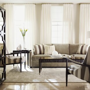Bernhardt Haven 2 Piece Coffee Table Set