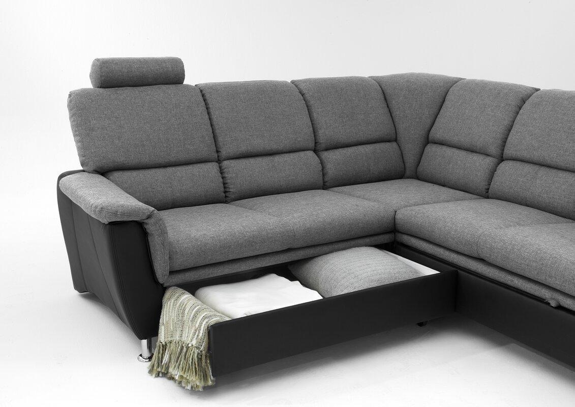 benformato ecksofa almano mit bettfunktion bewertungen. Black Bedroom Furniture Sets. Home Design Ideas