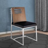 Bourque Upholstered Dining Chair (Set of 2) by Orren Ellis
