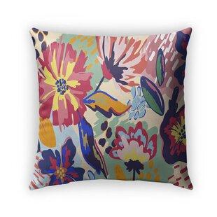 Floral Outdoor Throw Pillows You Ll Love In 2021 Wayfair