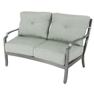 Konevsky Loveseat with Cushions by Red Barrel Studio