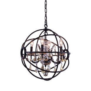 Willa Arlo Interiors Svante 4-Light Pendant