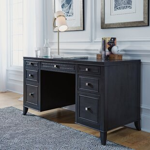 Longshore Tides Greenpoint Pedestal Executive Desk