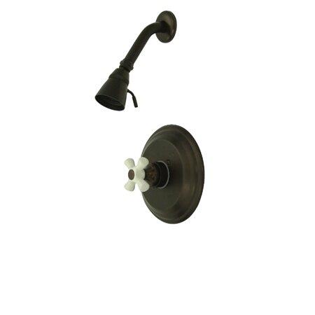 Kingston Br Vintage Shower Faucet With Valve Reviews Wayfair