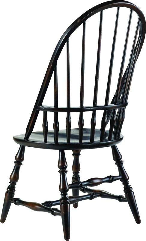 Ebony Windsor Dining Chair #diningchair #windsor #farmhousestyle