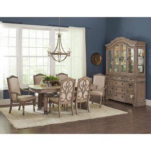 George 7 Piece Dining Set by One Allium Way Amazing