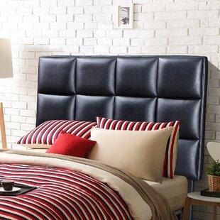 Twin Upholstered Panel Headboard