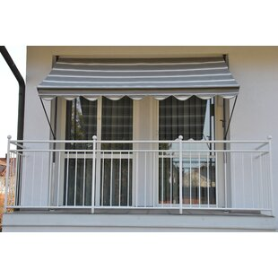 Eligah 3.5m W X 1.5m D Patio Awning By Sol 72 Outdoor